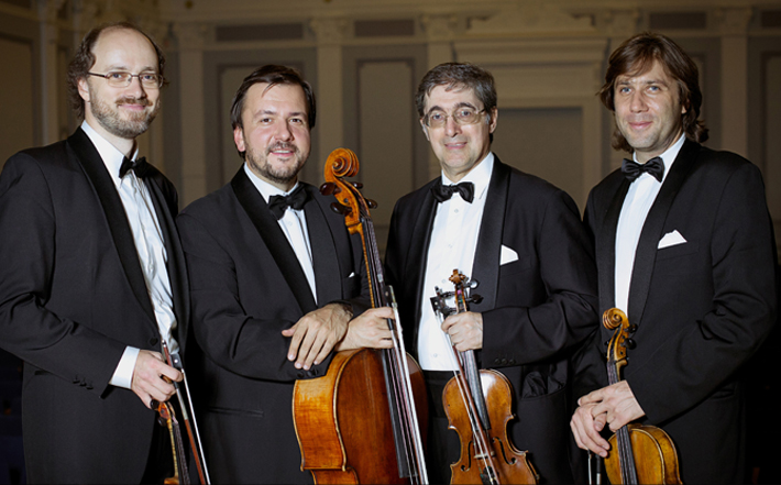 Borodin Quartet - 70th Anniversary Celebration